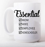 Essential Worker Mug