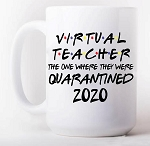 Virtual Teacher Mug