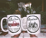 Allentown NJ or Cream Ridge Mug