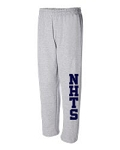 New Hanover Spiritwear- NHTS Sweatpants - Sports Grey