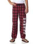 Newell CARES - Flannel Pants