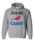 Newell CARES Hooded Sweatshirt