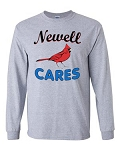 Newell CARES Long Sleeve T-shirt