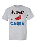 Newell Elementary - Newell Cares T-shirt