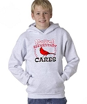 Newell CARES apparel- Hooded Sweatshirt