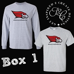 Next Level Redbirds Box Package #1