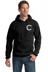 NJCOD Apparel - NJ Center of Dance Embroidered Hooded Sweatshirt