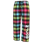 NJCOD Apparel - NJCOD or NAME Flannel Pants