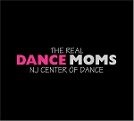 NJCOD Apparel - NJ Center of Dance The Real Dance Moms V-neck T-shirt