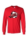 Rebels Soccer Long Sleeve T-shirt