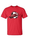 Rebels Soccer Short Sleeve T-shirt