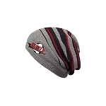 Rebels Soccer Recreation Slouch Beanie with Logo