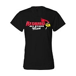 Redbirds All Stars Mom - Women's Crewneck Short Sleeve Performance Tee