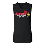 Redbirds All Stars Mom - Women's V-neck Performance Tank