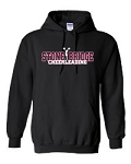 Stone Bridge Cheerleading Hooded Sweatshirt