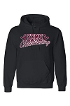 SBMS Cheerleading Hooded Sweatshirt