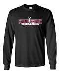 Stone Bridge Cheerleading Long SleeveT-shirt