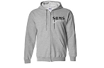 Stone Bridge Field Hockey Full Zip Hooded Sweatshirt