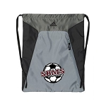 SBMS Soccer - Drawstring Gym Sack with logo