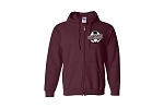 SBMS Soccer Apparel - Full Zip Hooded Sweatshirt