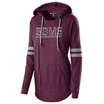 Stone Bridge Middle School Staff Apparel - Ladies Hooded Low Key Pullover