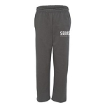 Stone Bridge Middle School Staff Apparel- Sweatpants in Charcoal