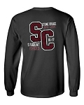Stone Bridge Middle School Student Council Long Sleeve T-shirt