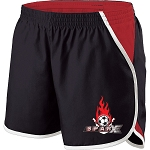 Sparx - Ladies & Girls Energize Short with logo