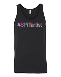 SPiTartist Apparel - Bella Canvas Unisex Jersey Tank