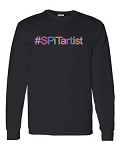 SPiTartist Apparel - Long Sleeve Tshirt