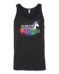 SPiTartist Apparel - Bella Canvas Unisex Jersey Tank  - SPiT Happens