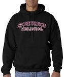 SBMS Spiritwear - Stone Bridge Middle School Hooded Sweatshirt