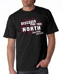 SBMS Spiritwear - Stone Bridge Middle School Discover Your True North T-shirt