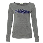 Garden State Trampoline Academy - Alternative Women's Maniac Eco-Fleece Sweatshirt