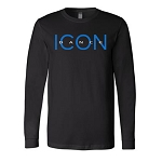 Icon Dance - Bella Canvas Youth/Unisex Jersey Long Sleeve Tee