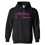 Millstone Dance - Gildan Heavy Cotton Hooded Sweatshirt with Logo