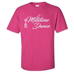 Millstone Dance - Gildan Short Sleeve Tshirt with Logo