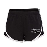 Millstone Dance - Velocity Short with logo