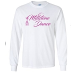 Millstone Dance - Gildan Long Sleeve Tshirt with Logo