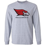 NextLevelRedbirds - Long Sleeve TShirt