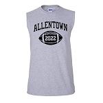 AHS Football Sleeveless T-shirt with Graduation Year
