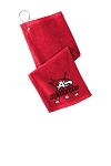 AHS Golf - Towel with Name and Logo Embroidered