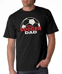 UFA Soccer Dad T-shirt