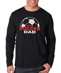 UFA Soccer Dad Long Sleeve T-shirt