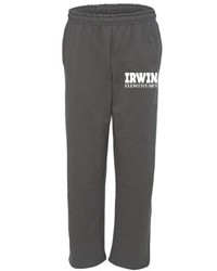 Irwin Elementary Sweatpants in Charcoal