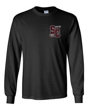 Student Council Long Sleeve T-shirt- Front