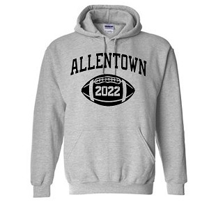 YOUTH Allentown Football Hoodie