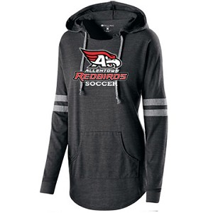 AHS Boys Soccer - Junior's Hooded Low Key Pullover with Logo (2 color options)