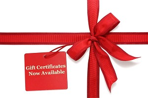 Inspired 2 Create Gift Certificate