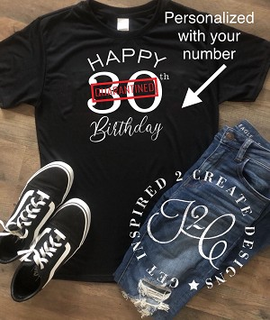 Happy Quarantined Birthday T Shirt